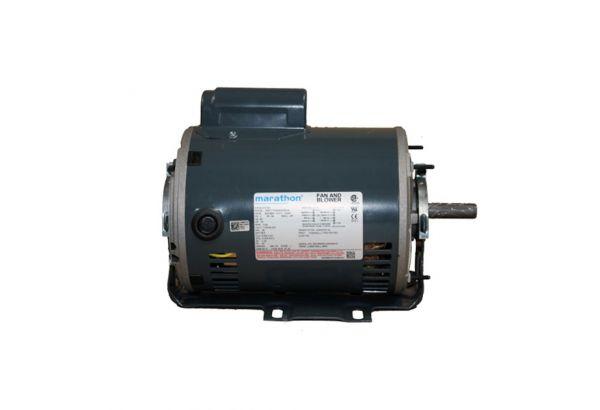 GE Fan Converter Motor Upgrade