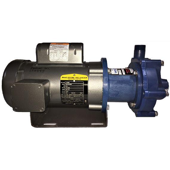 MAGPUMP Seal-less Coolant Pump