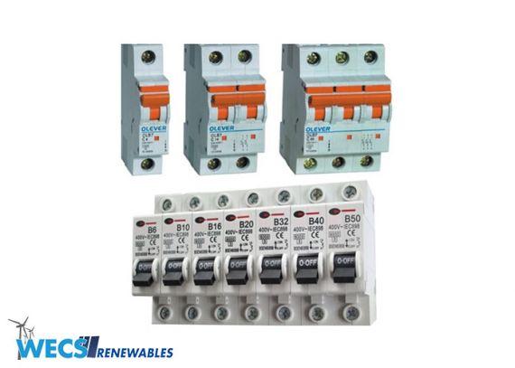 51006855 Suzlon Miniature Circuit Breaker