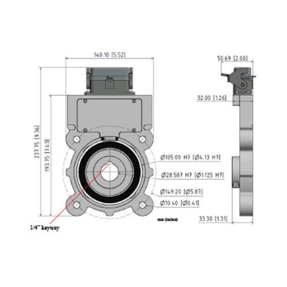 Scancon SCH128M Encoder