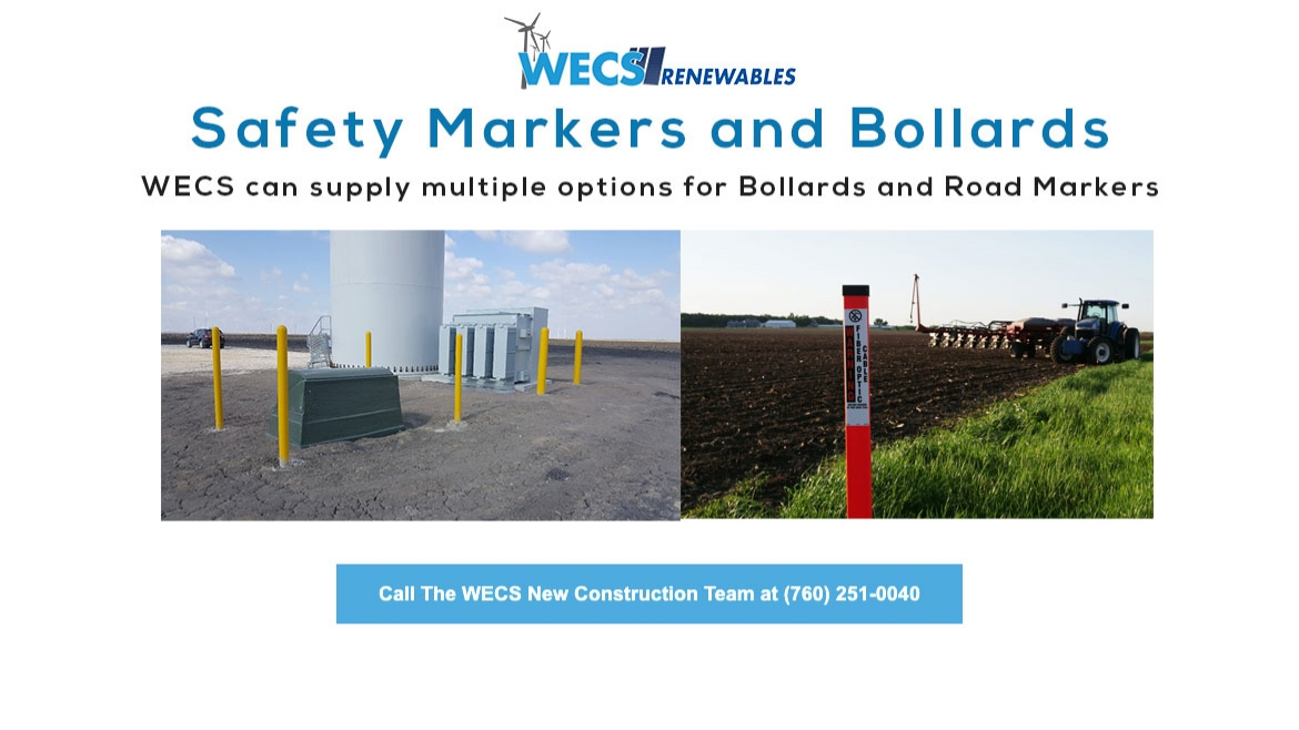 Safety Markers and Bollards