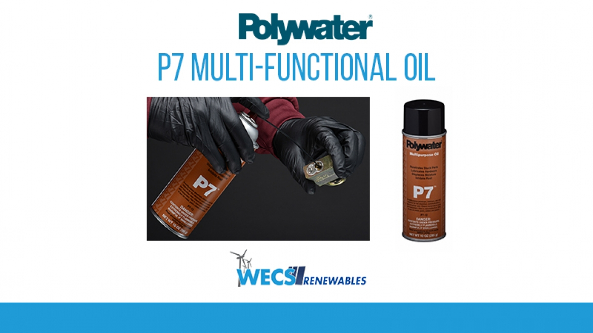 POLYWATER P7 oil