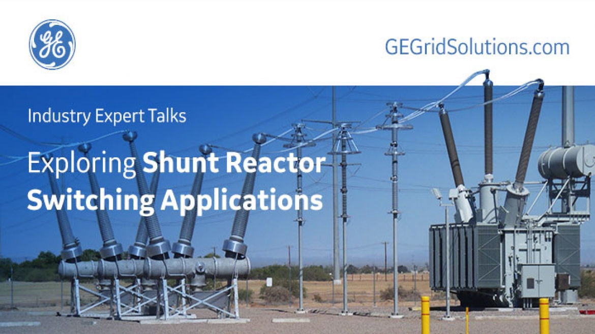 Dead Tank Circuit Breakers – Solutions for Shunt Reactor Switching