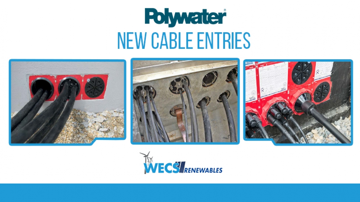 Polywater new cable entries