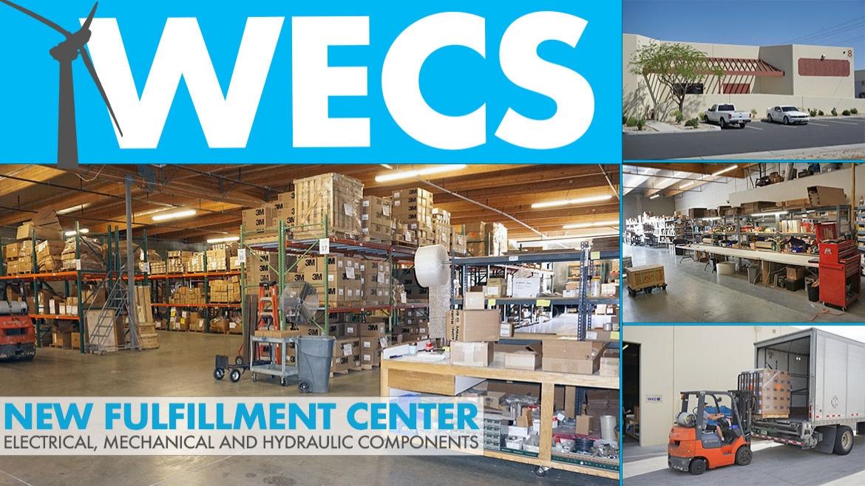 New WECS Renewables Fulfillment Center