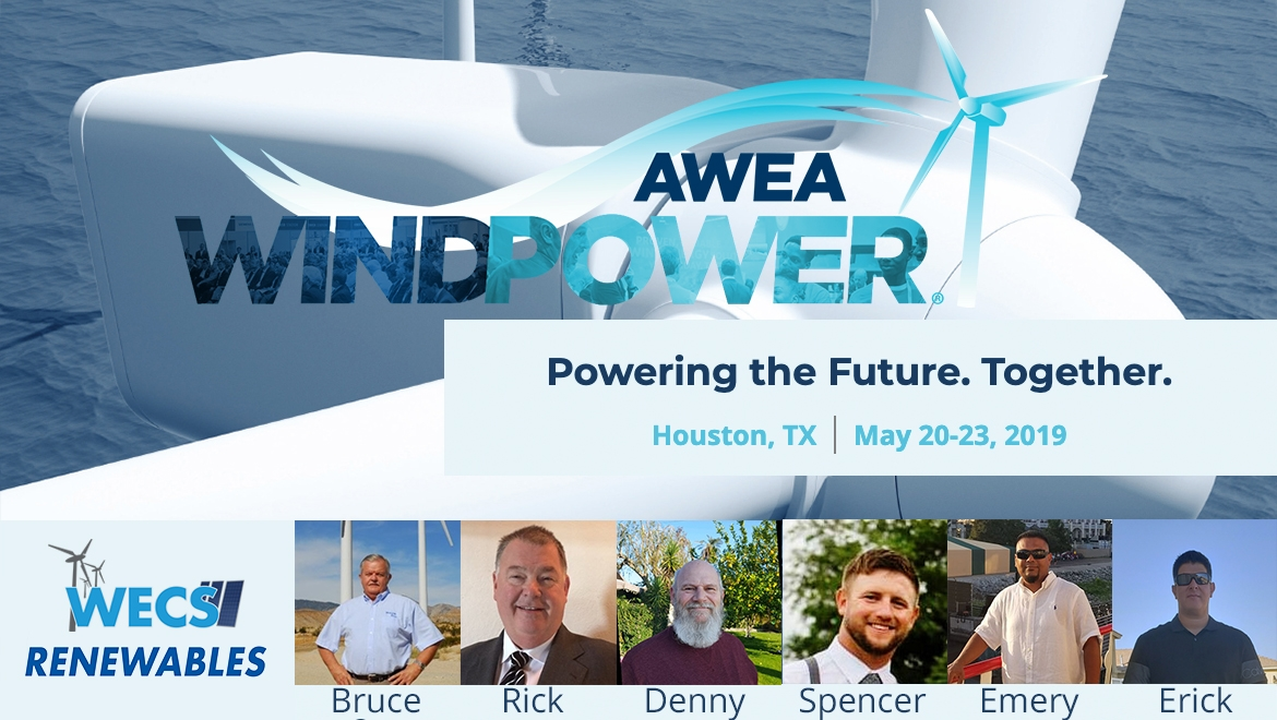 2019 AWEA Houston, TX