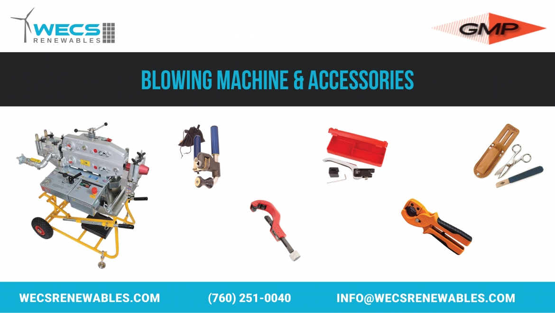 GMP Blowing Machine & Accessories