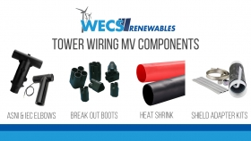 Tower Wiring MV Components