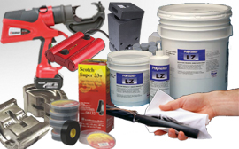 CLEANERS, CONSUMABLES AND TOOLS